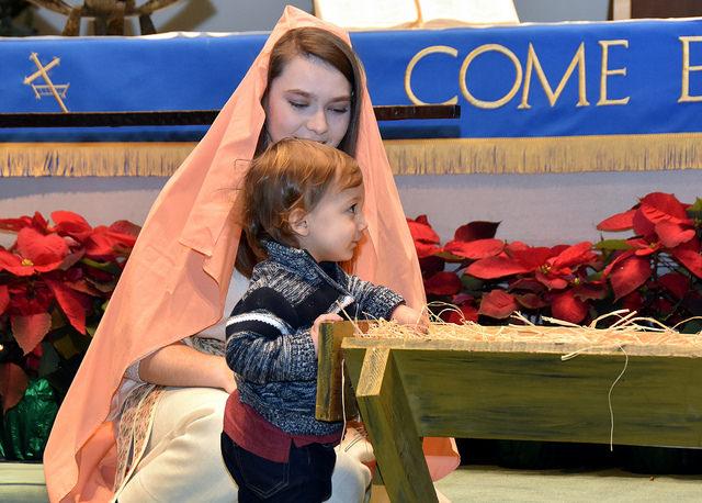 Come As You Are Nativity Wednesday, Dec. 12